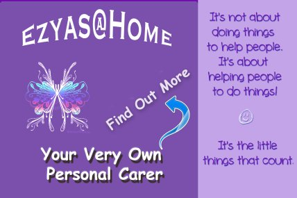Your Very Own Personal Carer